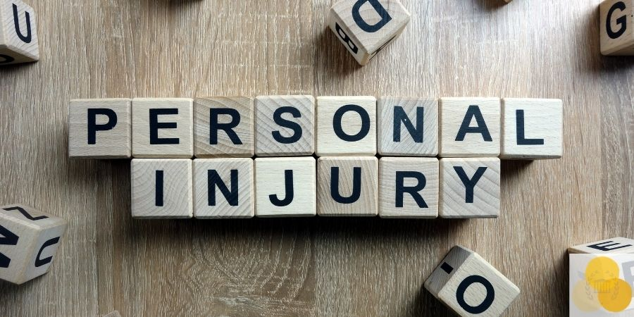 Personal injury cubes