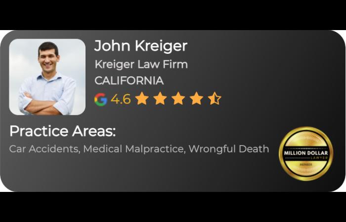 John Kreiger Sample1